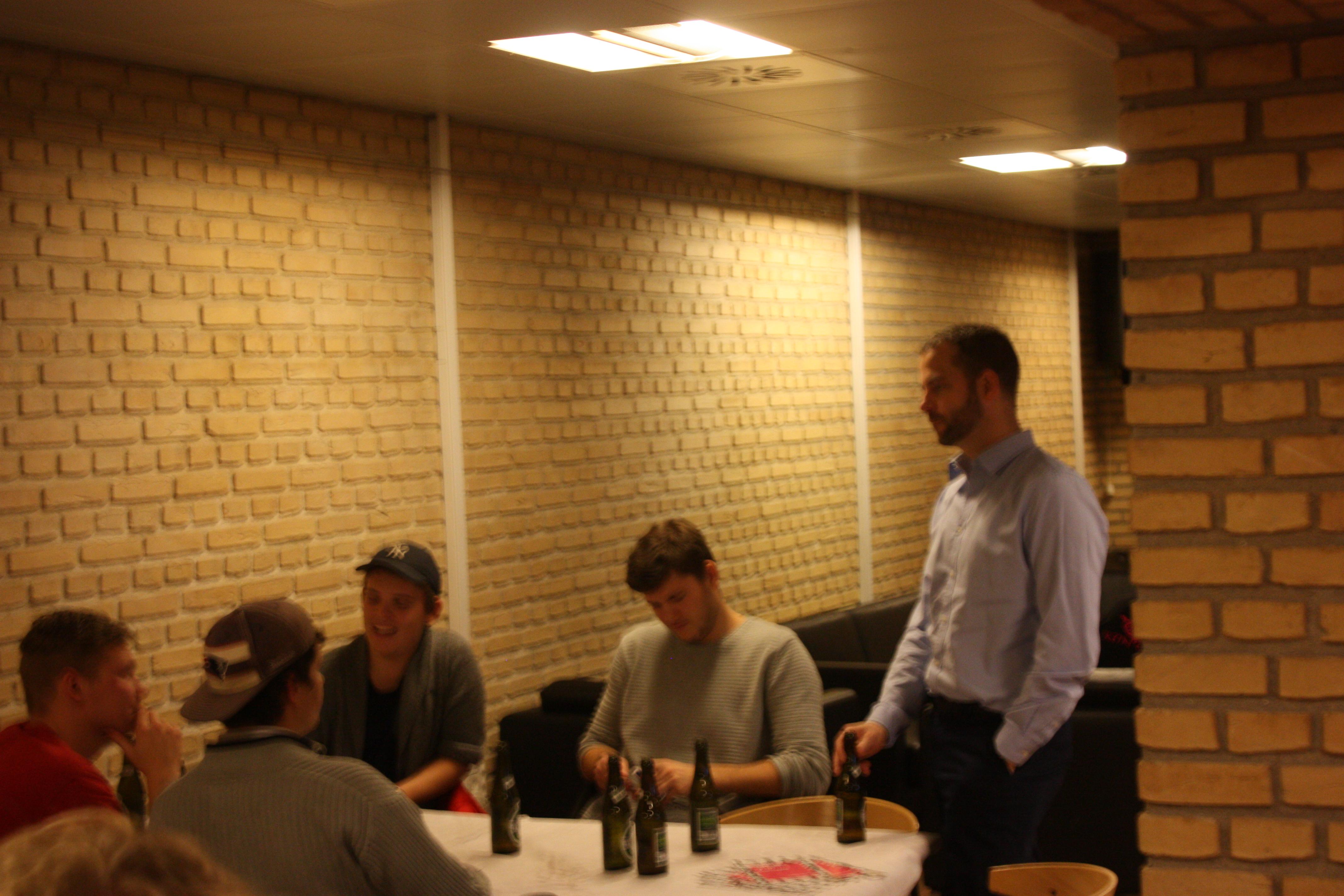 Fredagsbar med Morten Østergaard